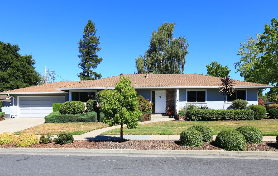 1538 Dominion Ave, Sunnyvale - SOLD